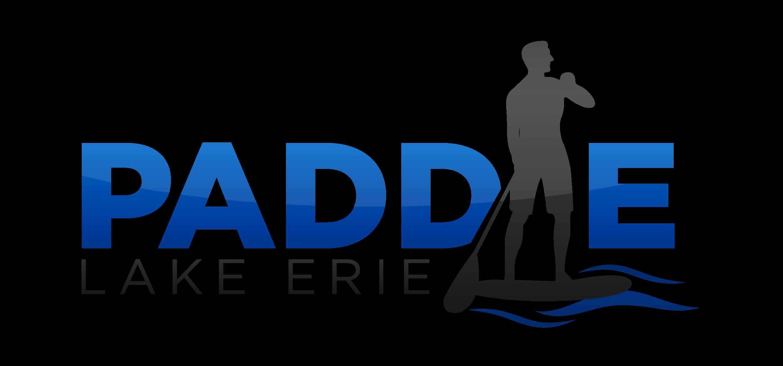 Paddle Lake Erie